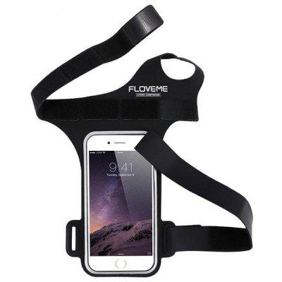 Floveme Arm Band Belt Cover Case for Samsung Galaxy S7 / S8 / Xiaomi Mi 6 / HUAWEI P10