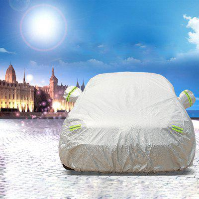 Waterproof Automobile Sun Protecting Cover UV Resistant Outdoor Protecting Cloth