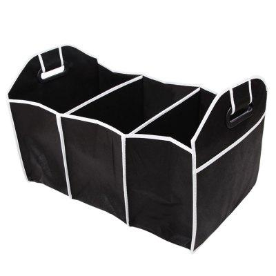 Foldable Multifunctional Storage Bag for Car Trunk