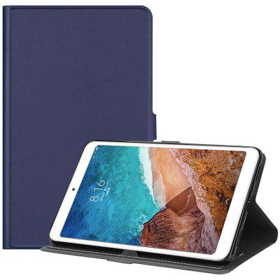 Auto Sleep / Wake Up Função TPU Stand Tablet Case para Xiaomi Mi Pad 4
