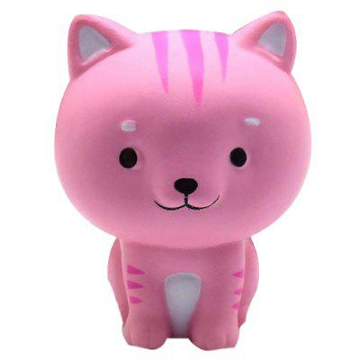 Cartoon Cat Squishy Toy Slow Rebound Stress Relieve