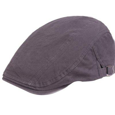 Casual Outdoor Cotton Visor Forward Hat Beret