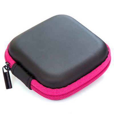 Mini Data Cable Charger Earphone Storage Bag