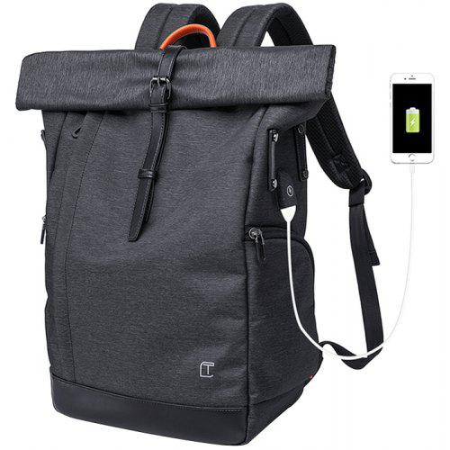 KAKA Men Waterproof Light Weight Backpack -  38.57 Free  Shipping GearBest.com 6cabe14a2e