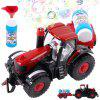 Kids Electric Blowing Bubble Farm Truck Toy - CHILLI PEPPER
