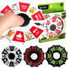 Creative Fidget Spinner Draaitafel Toy Party Game Props - GROENE UI