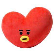Youth League Heart Doll Pillow