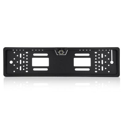Car License Plate Frame Reversing Rear Camera