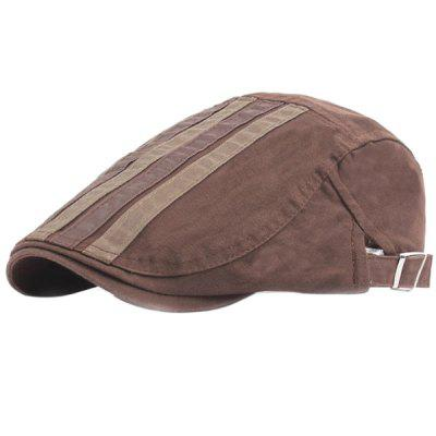 Outdoor Casual Cotton Visor Forward Hat Beret dla mężczyzn