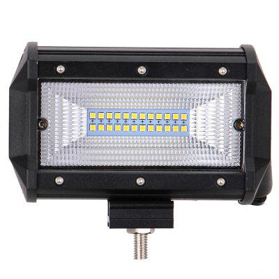 DY - 095 - 72W - F 5 inch LED Strip Light Off Road Work Lamp