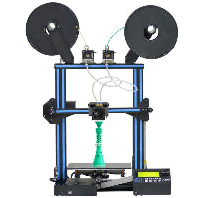 Geeetech A10m Mix Color 3d Printer 269 99 Free Shipping