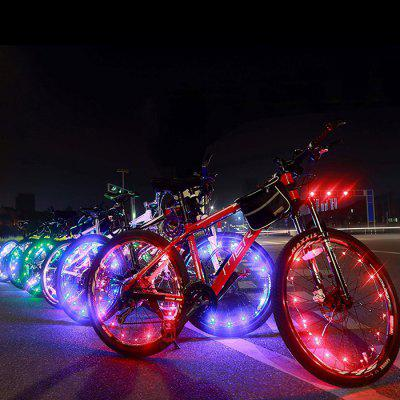 Leadbike LD46 Changeable Color Wire Lamp