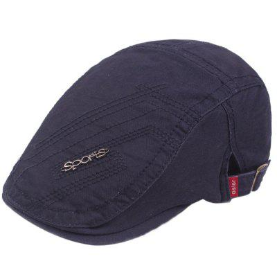 Stylish Cotton Casual Outdoor Visor Forward Hat Beret шины nexen winguard winspike wh62 195 55 r15 89t