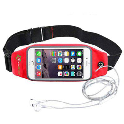 ROCKBROS Waterproof Multifunction Waist Bag for 6.0 Inch Phone