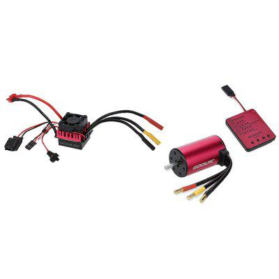 S3660 3300KV Motor + ESC with Program Card