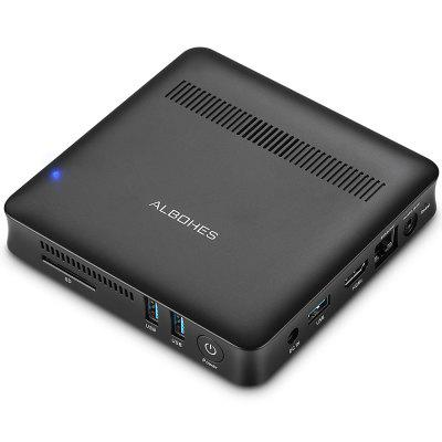 ALBOHES V9 MINI PC with Dual-band WiFi