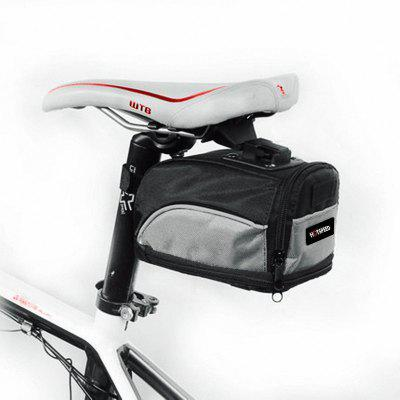 Hotspeed Bicycle Mountain Bike Saddle Bag