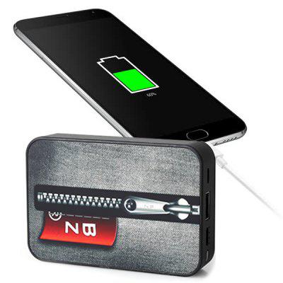 Portable 5200mAh Power Bank with 32G U Disk
