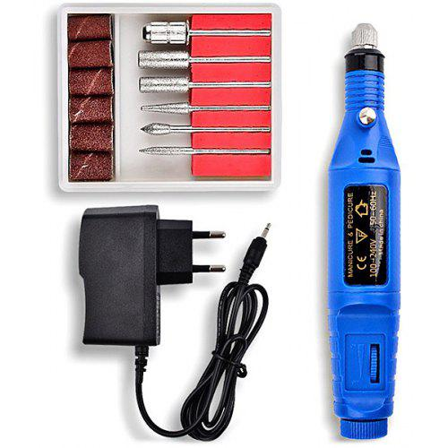 Nail Tool Electric Grinder Pen Type Toe Grinder Polish Remover