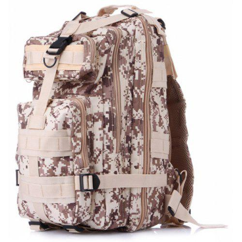 e8a6946c6b5b HQB Military Camouflage 3P Tactical Attack Backpack for Outdoor Sports  Hiking Trekking Bag