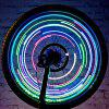 Leadbike LD46 Changeable Color Wire Lamp - BLACK