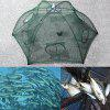Outdoor Foldable Fishing Net - SEA GREEN