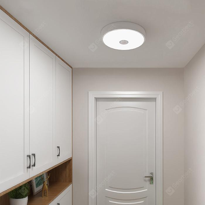 Yeelight YLXD09YL Induction LED Ceiling Light Anti-mosquito for Home ( Xiaomi Ecosysterm Product ) 1PC - WHITE 1PC (entrepôt EU)