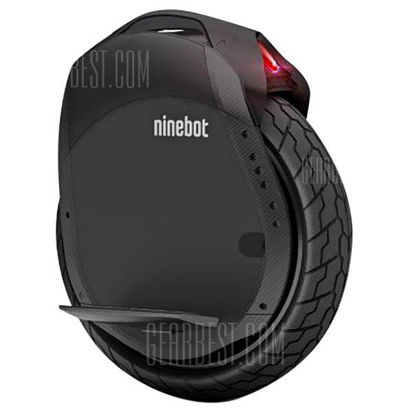 Ninebot One Z10 Electric Balance Unicycle From Xiaomi Mijia - BLACK