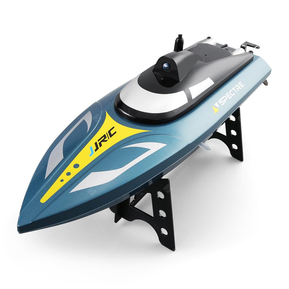 JJRC S4 Spectre Waterproof WiFi FPV RC Boat Support VR 720P HD Camera - Baby Blue