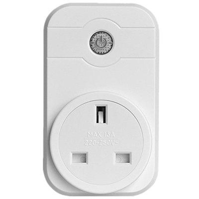 SA - 005 Smart Plug Wireless Switch Socket WiFi Remote Control