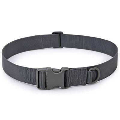 Tactical Belt Heavy-Duty  Adjustable Military Style Nylon Belt
