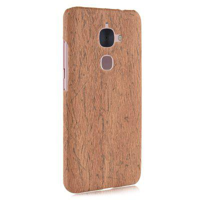 ASLING Creative Wood Grain PU Protective Phone Case for LeTV Le 2 X526