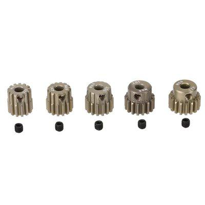 M0.6 3.175mm 13T - 17T Pinion Gear 5pcs
