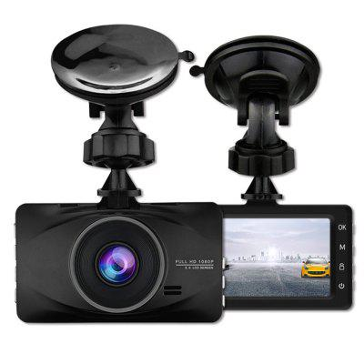 DENICER HD 3  inch 1080P DVR Night Vision Rearview Camera Recorder