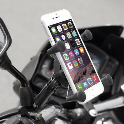 Bike Motor Adjustable Skid Resistance Phone Stand