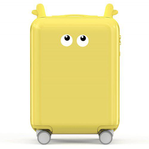 90FUN PC Spinner Wheel Suitcase 18 inch from Xiaomi Youpin
