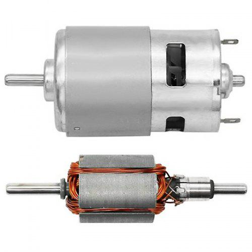 Large Torque 12V Micro DC Motor