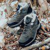 Men Outdoor Fashion Cotton Boots - GRAY