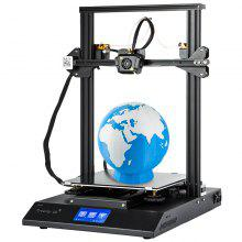 Creality3D CR - X Quickly Assemble 3D Printer 300 x 300 x 400mm from Gearbest