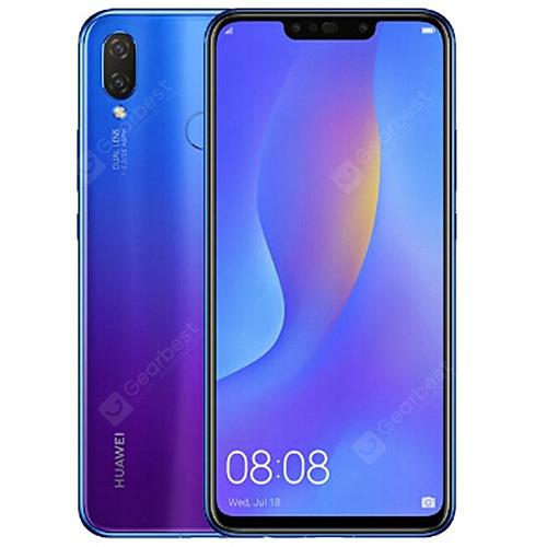 Huawei nova 3i 4G Phablet Global Version - PURPLE 4+128GO