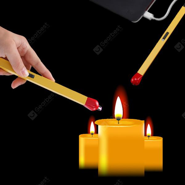 Matchstick Shaped Rechargeable Electric