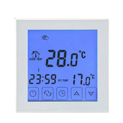 WiFi Touch Screen Plumbing Programmable Thermostat