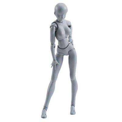 PVC Action Figure Koleksiyon DIY Model Oyuncak