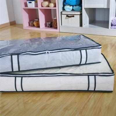 Foldable Storage Bag Clothes Quilt Organizer
