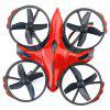JJRC H56 TaiChi RC Drone Interactive Altitude Hold Gesture Control - RED