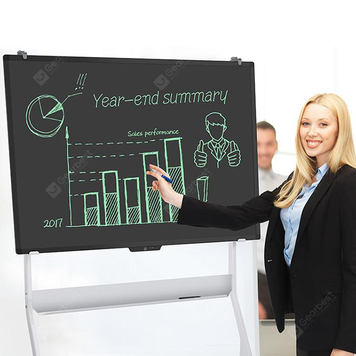 58 inch Writing Board Blackboard Electronic LCD Display