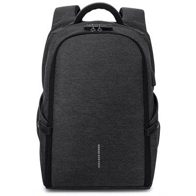 KAKA Men Business Anti-theft Casual Backpack