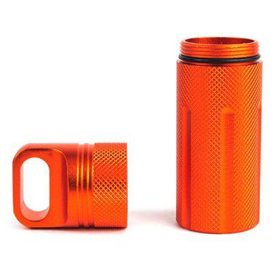Waterproof Mini Sealed Storage Medicine Bottle