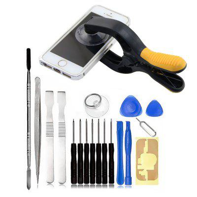 19 in 1 Mobile Phone Tablet LCD Screen Opening Tools Kit