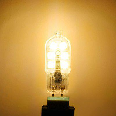 BRELONG G4 2W Decorativo Bi Pin Bulb 5PCS